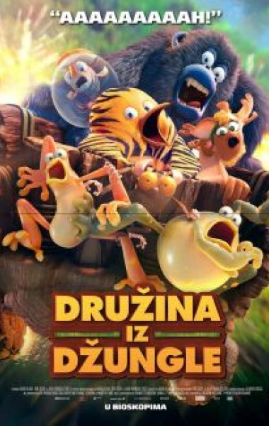 DRUŽINA IZ DŽUNGLE 3D-sinhr.